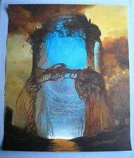 "Zdzislaw Beksinski Big Art Poster 23.6"" x 28""  60x71cm"