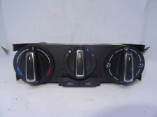 *VW POLO MK5 F/L 6C 2014-ON HEATER CLIMATE CONTROL PANEL SWITCH 6C0820045C