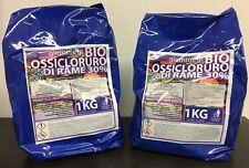 OSSICLORURO DI RAME 30% CONCIME CE 2 KG (2x1kg)