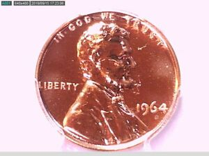 1964 P Lincoln Memorial Cent PCGS PR 66 RD 33608220 Video