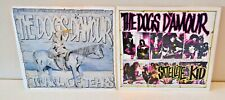 "The Dogs Damour x 2 7"" Single Records Vinyl Trail of Tears Satellite Kid Rock"