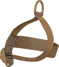 Tactical Buttstock Sling Adapter for M16 with D-Ring Genuine Made in USA Tan