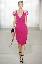NEW TEMPERLEY LONDON OTHELLO COLLECTION KNIT RUNWAY DRESS SIZE UK 10 US 6 $1695