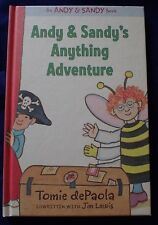 Andy and Sandy's Anything Adventure by Tomie dePaola