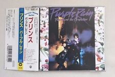 PRINCE-AND-THE-REVOLUTION-MUSIC-FROM-PURPLE-RAIN-JAPAN-CD 1ST 20P2-2612 OBI 1984