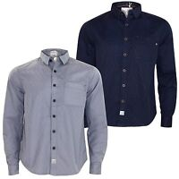 New Mens Jacksouth Long Sleeve Cotton Shirt Designer Fashion Branded Casual Top