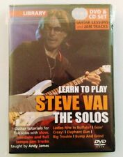 STEVE VAI SOLOS  / LIBRARY LICK / LEARN TO PLAY GUITAR ON VIDEO / GUITAR VIDEO