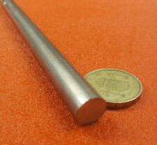 """5-Hot Rolled Steel 3//8/"""" Dia Round X 4/' Long Smooth Solid Rod Shaft Bar N215285"""