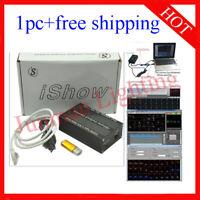 Laser Software I Show V3 ILDA USB Interface Laser Controller 1pc Free Shipping