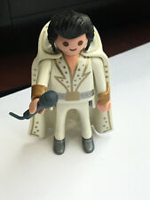 Playmobil Fi? CA Elvis suelta (Serie 2) suelto con micrófono
