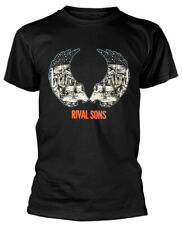 Rival Sons 'Desert Wings' (Black) T-Shirt - NEW & OFFICIAL!