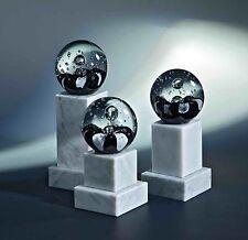 1 Noblesseglas Glaspokal 15,7cm Kugel #129c(Wander-Pokal Ehrung Pokal Murmel)