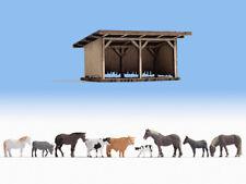 "Noch 12742 N Gauge, Deco Scene "" Shelter "" # NEW ORIGINAL PACKAGING #"