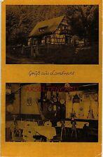 Zweiter Weltkrieg (1939-45) Ansichtskarten aus Rheinland-Pfalz für Architektur/Bauwerk