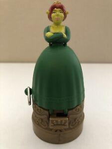 2001 DreamWorks Shrek - Fiona Keychain Candy Dispenser Burger King Toy - Rare
