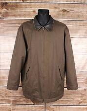 Timberland uomo in pelle app giaccone taglia XL, GENUINE