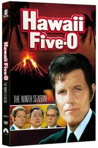 HAWAII FIVE-O SEASON 9 New Sealed 6 DVD Set