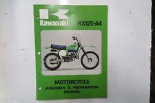 kawasaki kx60 kx80 kdx80 kx100 1996 repair service manual