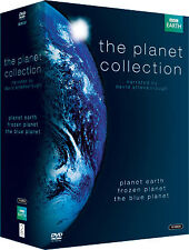 """PLANET COLLECTION 3 COMPLETE SERIES 12 DISCS DVD BOX SET R4 """"NEW&SEALED"""""""