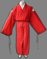 Inuyasha Cosplay Costume Inuyasha Kimono Any Size