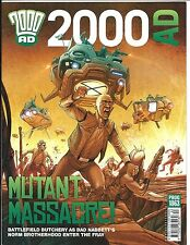 Modern Age (1980-Now) Science Fiction 2000AD Progs