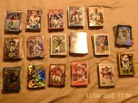(lot of over 750) NFL Football Cards all HOF, Thomas, Kelly, White Blowout Sale