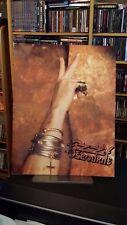 Ozzy Osbourne 1991 No More Tours Tour Concert Program Book Randy Castillo, Inez