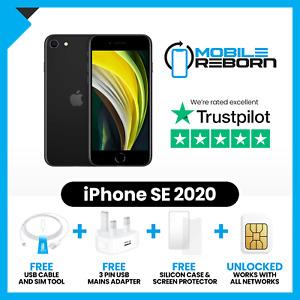 Apple Iphone SE2 64/128/256GB Pristine Condition (Grade A) -All Colours-Unlocked