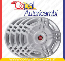 1232LR Murama Kit 4 Copricerchi Coppa Ruota 14 Logo Rosso cod