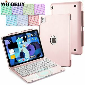 Touchpad Keyboard Case for iPad Air(4th generation) Backlight Protective Case