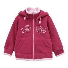 Giacca rosa primavera per bambine dai 2 ai 16 anni