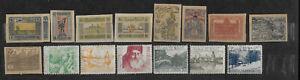 Azerbaijan 16 Mint & Used Stamps
