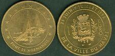1 EURO TEMPORAIRE DES VILLES DU HAVRE 1996  ETAT  NEUF