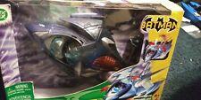 Batman Animated Batjet (Bat Jet) by Mattel Damaged Box
