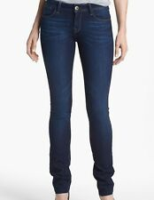 DL1961 Grace High Rise Straight Jeans in Axel Wash Size 27