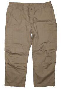 VERTX Women's Phantom LT Tactical Cargo Pants VTX8050DT Beige ~ Size 18 x 34