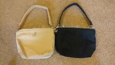 Kangol Bags Black and Beige