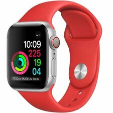 Correa para Reloj Apple, Series 1 2 3 4 5 pulsera silicona iWatch 38-40 42-44