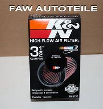 Productos K&N para la toma de aire y la distribución de combustilbe para motos