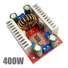 400W DC-DC Step Up Boost Buck Voltage Current Converter Power Supply Module