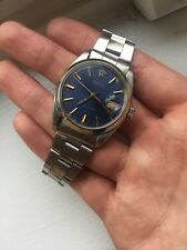 Genuine Rolex Oyster 6694 Date Precision vintage 1960s Mechanical Mens watch