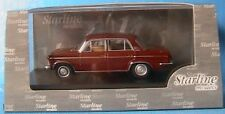 FIAT 125 SPECIAL SEDAN 1968 STARLINE 1/43 1:43 DIE CAST ROSSO RED ROT ROUGE