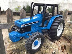 1/16 scale Ertl 873 Ford 6640 4wd tractor tracteur Traktor