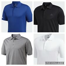 Brand New Adidas Golf Men's Performance Polo Shirt - Choose Size/Color