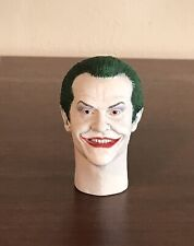 Joker Custom Head Sculpt Adam Gu Jack Nicholson Batman 1989 1/6 Scale 12""