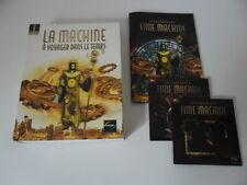 LA MACHINE A VOYAGER DANS LE TEMPS - PC - BIG BOX COMPLET