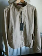 Stone Long Sleeve Zipped Stormwear Jacket, Size XL Standard, M&S, BNWT  £49.50