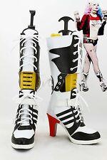 Harley Quinn Shoes in Verkleidungs Schuhe & Fußbekleidungen