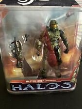 New Listinghalo 3 master chief action figure