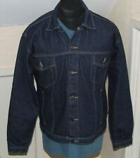DRAGGIN JEANS Denim Motorcycle Jacket